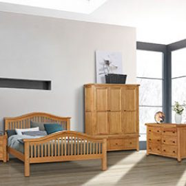 Oscar Bedroom Furniture Range