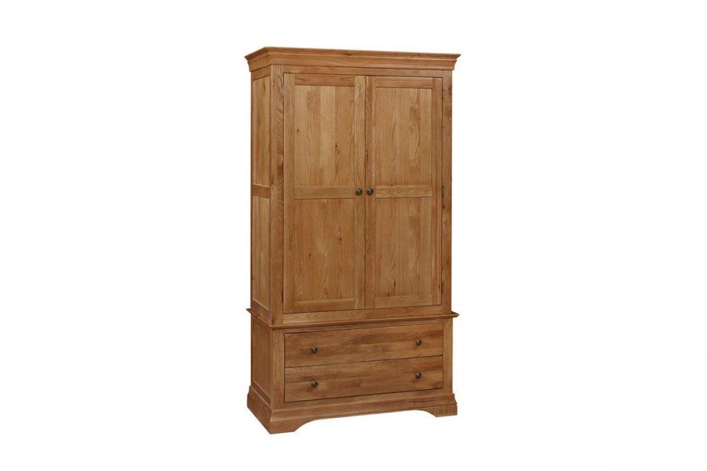 Delta 2 door x 2 drawer wardrobe