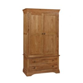 Delta 2 door x 2 drawer wardrobe