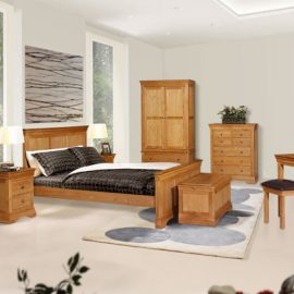 Delta Bedroom Furniture Set