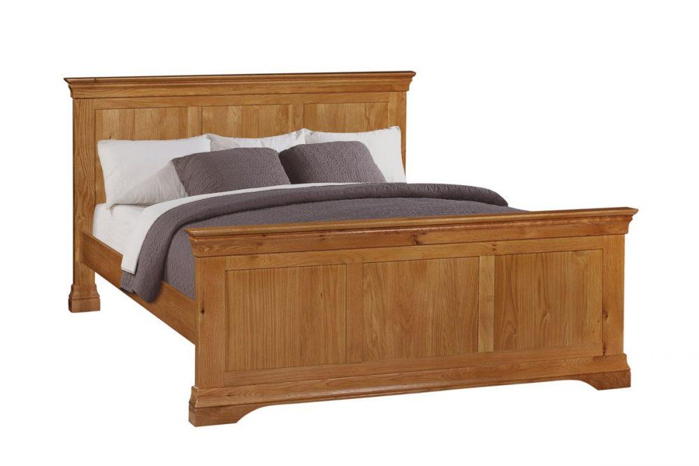 straight top delta bedframe