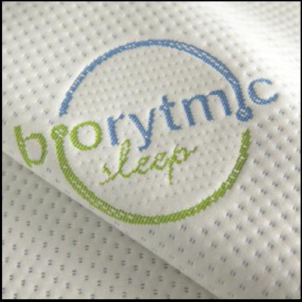 Biorytmic sleep fabric