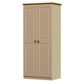 annagh-ivory-2 door all hang wardrobe