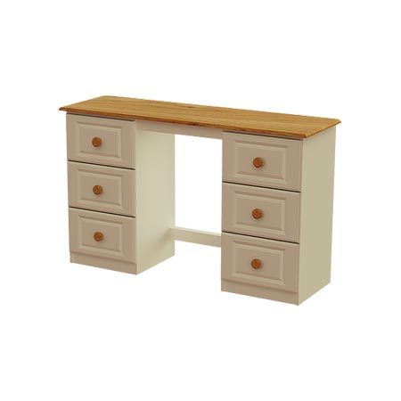 annagh-ivory-6 drawer dressing table