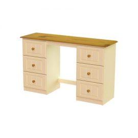 erris 6 drawer dressing table