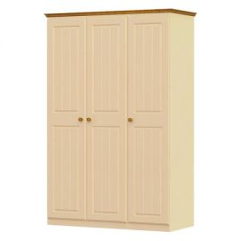 This Triple Wardrobe is part of the Erris Range.