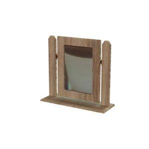 iona single square mirror