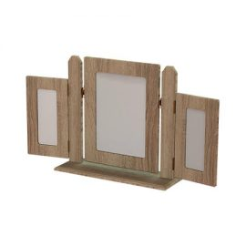 iona triple square mirror