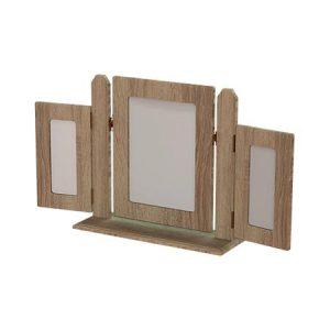 iona triple square mirror