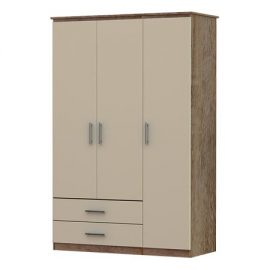 Iona 3 Door & 2 Drawer Wardrobe