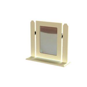 liffey single square mirror