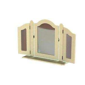 liffey triple ornate mirror