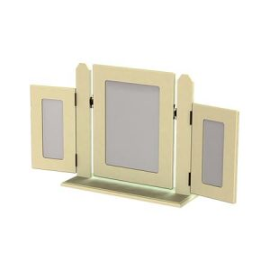 liffey triple square mirror