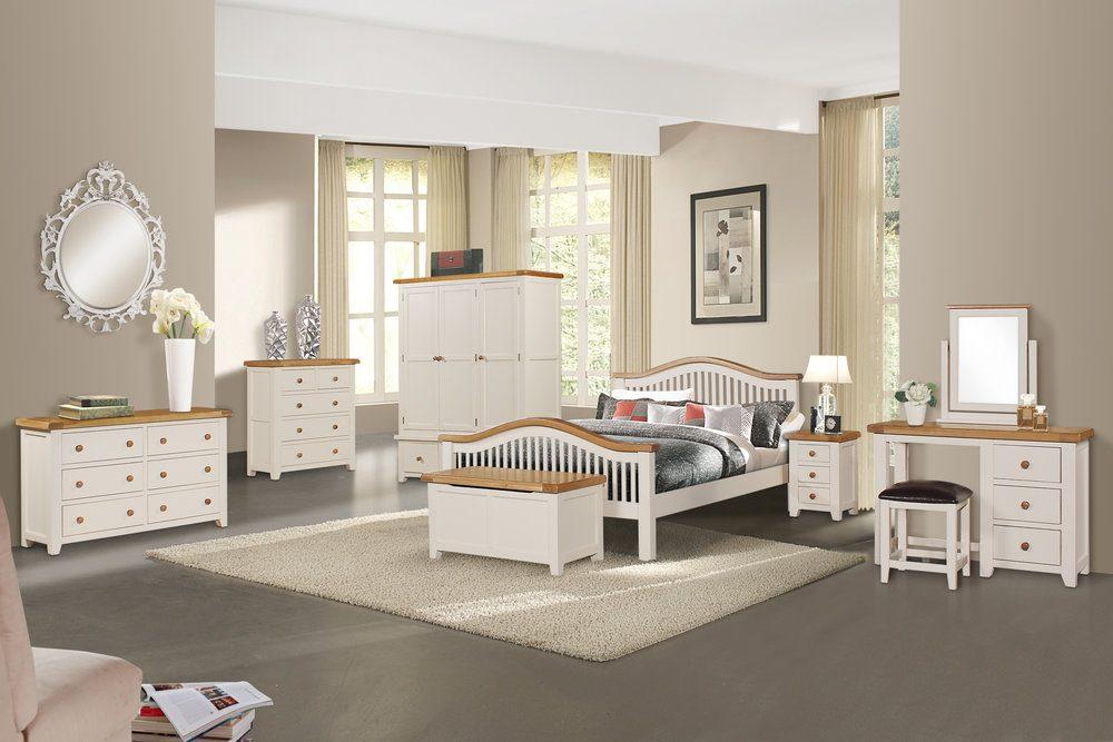 Juliet bedroom range
