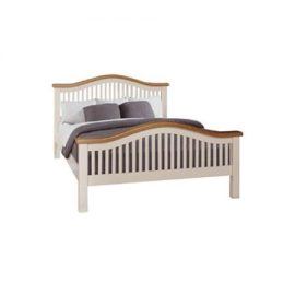 Juliet curved bedframe